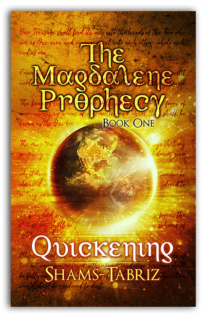 The Magdalene prophecy quickening